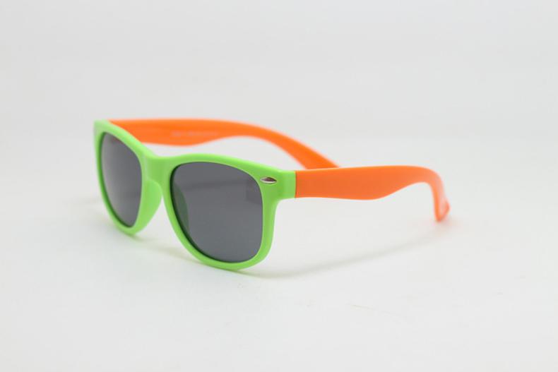 Girl's Glasses Girl's Accessories Motivated Fashion Sunglasses Boys Girls Kids Polarized Sun Glasses Tr90 Silicone Children Safety Glasses Baby Eyewear Uv400 Oculos
