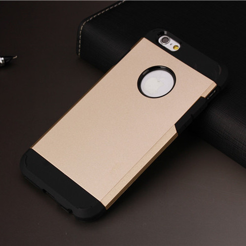 Hot Brand Slim Tough Armor Case For Apple iPhone 6 4.7 inch Cell Phone Bag Cases NEO Hybrid Back Cover PY(China (Mainland))
