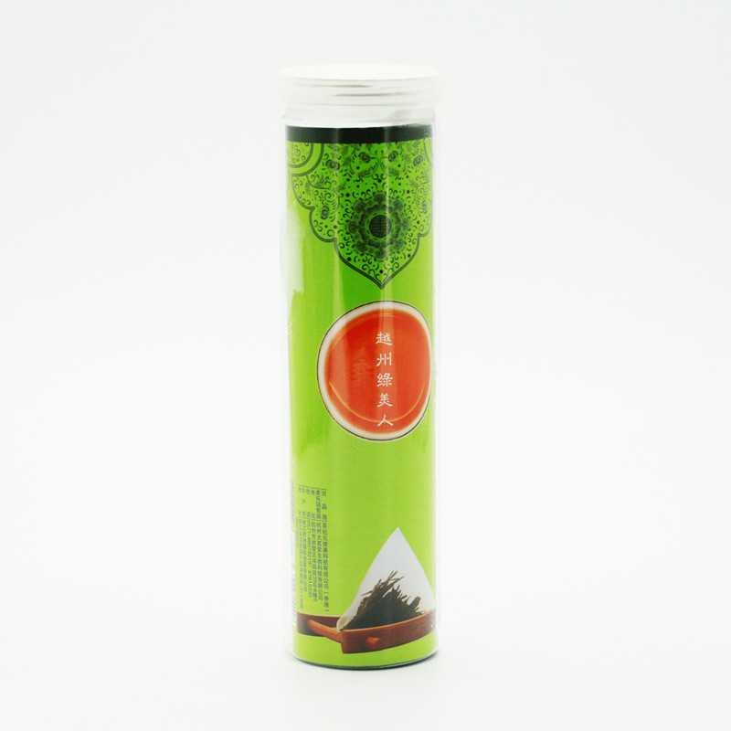 Green Tea Yue City Beauty Whole Leaf Tea Bags Special design for travelling Green teabags(China (Mainland))