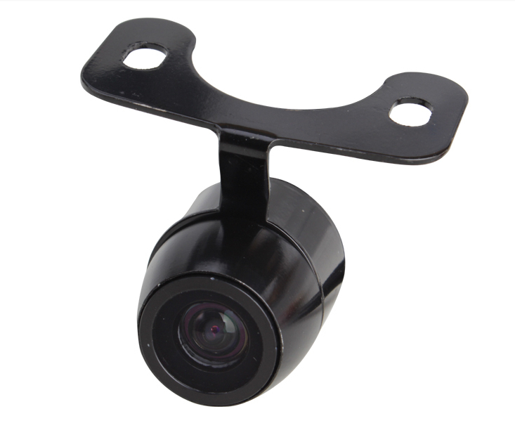For Waterproof Universal HD Car Rear view BackUp Reverse Parking Camera 170 degree CMOS Front/Side View Camera(China (Mainland))