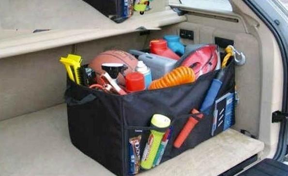 TIROL Promotion Automotive finishing box car storage trunk Large folding bag