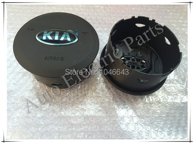 For Kia Soul Airbag Cover Steering Wheel Car Airbag Covers