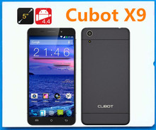 13.0MP Cubot X9 5.0″ Octa Core MTK6592 Android 4.4 3G Celular Mobile Phone Dual SIM Dual Standby 2G RAM 16G ROM Smartphone