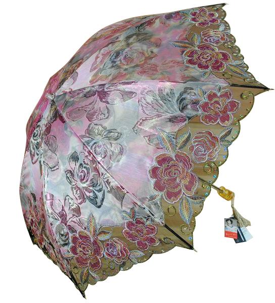 Red umbrella new arrival 2011 fashion luxury anti-uv umbrella cool umbrella sun umbrella