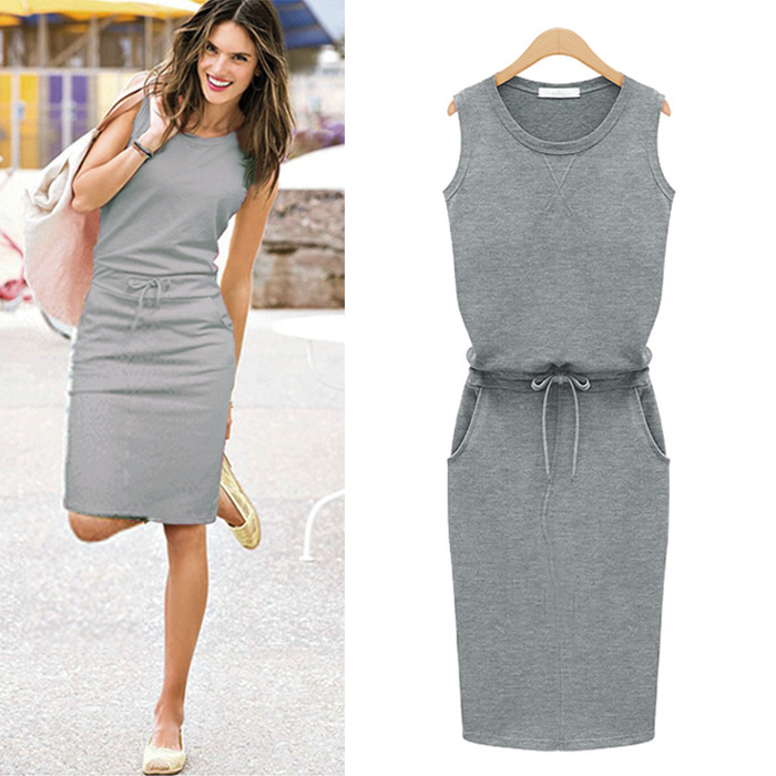 e0b7342e4b Spaghetti Strap Casual Dresses – fashion dresses
