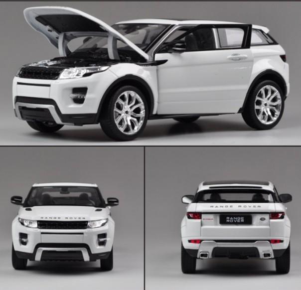 range rover evoque modelle 1 24 auto modelle zink legierung neue spielzeug auto. Black Bedroom Furniture Sets. Home Design Ideas