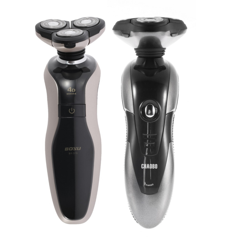 1set Washable Cordless Hair Razor Mens Rechargeable 3D Rotary Electric Shaver Newest<br><br>Aliexpress