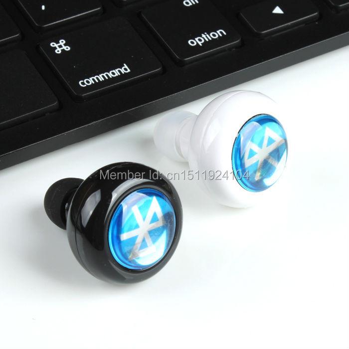 New 2014 stereo headset bluetooth earphone headphone mini V3.0 wireless bluetooth handfree universal for all phone freeshipping(China (Mainland))