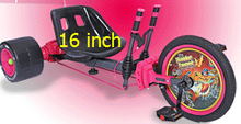 fashion new arrival Children adult Drift trike, 16 and 20 inch drift tricycle, pedicab(China (Mainland))