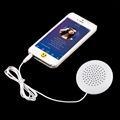 Mini Louderspeakers DIY 3 5 mm Music Pillow Stereo Speaker For MP3 Phone For iPhone For
