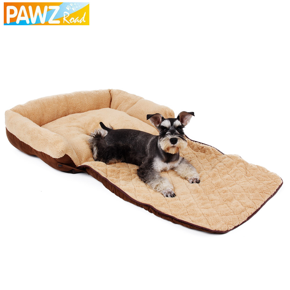 Dog Sofa Pet/Cat Soft Warm Pet Funny Bed Dog Cushion Puppy Sofa 3 Ways Use High Quality Dog House Kennel China Pet Supplies(China (Mainland))