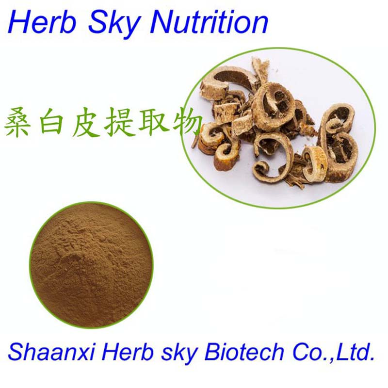 Natural White Mulberry Root-bark extract Dried White Mulberry extract 500g/lot<br><br>Aliexpress