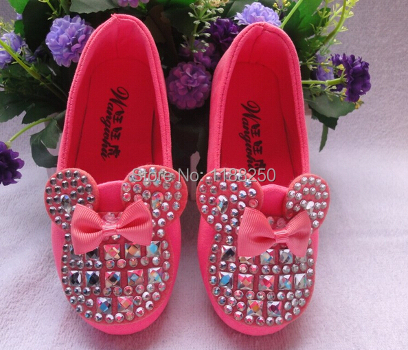 Kids Shoes 2014 girls sandals baby girls dress Children Shoes For Girs Princess Fashion Child Sneakers Size 21-36 Drop Shipping(China (Mainland))