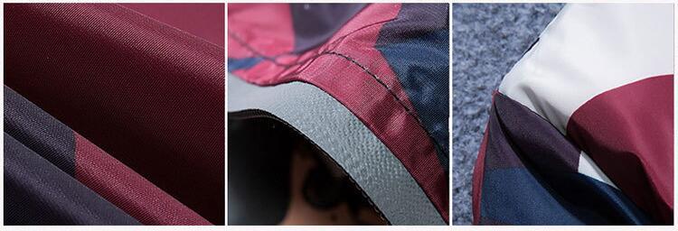 Скидки на Зимняя Куртка 2016 мужская Зимнее Пальто Мужчины Куртка Повседневная Верхняя Одежда Плюс Размер Манто Homme Domber Мужчины Светоотражающие Куртка мужчины