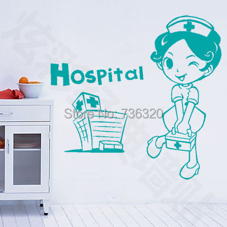 Popular Nurse Decalsbuy Cheap Nurse Decals Lots From. Handicap Parking Tag. The Lion King Stickers. Indoor Office Murals. Libra Signs