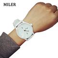 Black White Silicone Quartz Watches Women Fashion Brand Men Watches reloj mujer Casual Sports Ladies watches