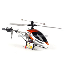 Wholesale Double horse 9116# Single-propellers orange RC Helicopter Body(BNF),Without Battery and Transmitter. Free Shipping.