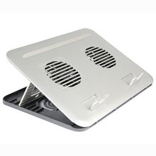"""USB Notebook 9""""-13"""" laptop cooling pad stand with 2 fans Adjustable Desk Lap laptop notebook laptop(China (Mainland))"""