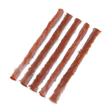 5Pcs/Lot Scooter Bike Automobile Motorcycle Tubeless Tyre Repairing Rubber Strips Tire Repair Strip Sealer (6mm*100mm)(China (Mainland))