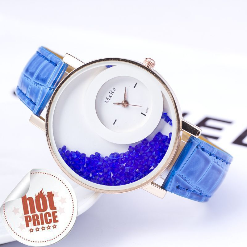 The Cheapest Products Watches Women PU Leather Qua...