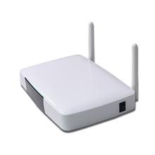 5 unids Q1204 Cable TV Box RK3128 Android 4.4 Quad Core 3D HD Set Top Box Receptor Iptv Árabe Francés Mejor Android Tv caja