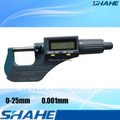 Good Quality High Accuracy Digital Outside Micrometer Electronic micrometer 0 001mm micrometer 0 25mm