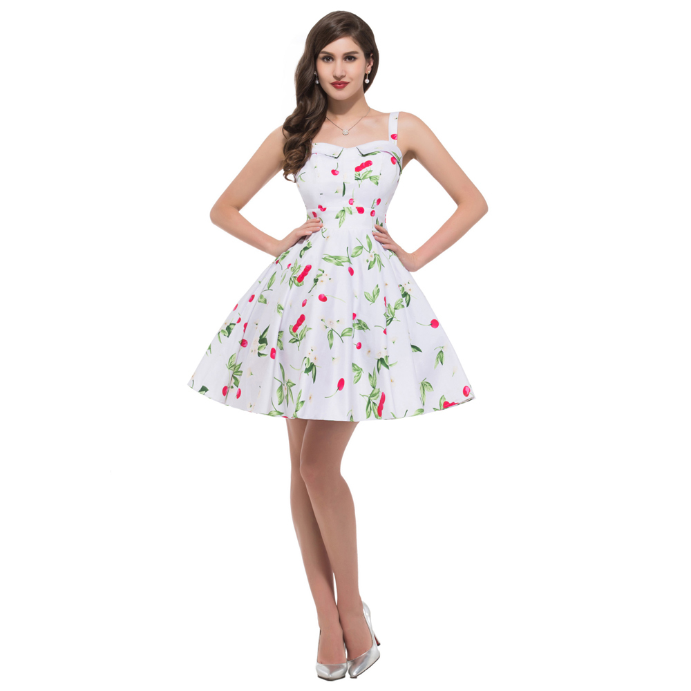 50s style dresses under 10