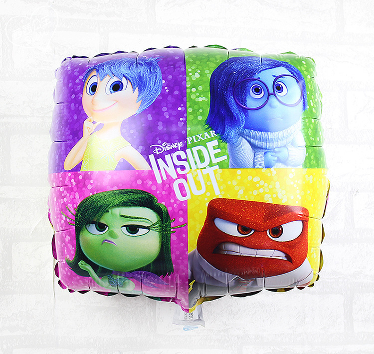 hot 10pcs/lot 18 inch inside out balloons foil helium balloons for party decorations children's toys festa infantil decoracao(China (Mainland))