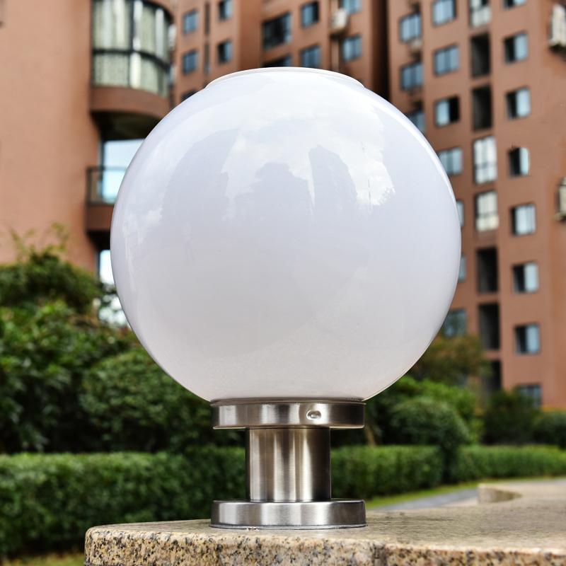Achetez en gros solaire pilier en ligne des grossistes for Lampe solaire pour poteau de terrasse