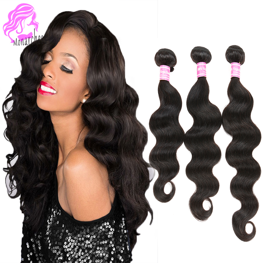 Cheap Peruvian Body Wave Virgin Hair Extension   Unprocessed Human Hair Weave  Monarchess  Hair Products Mixed Length 8-30<br><br>Aliexpress