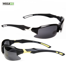 Buy WOSAWE Polarized Cycling Glasses Outdoor Sports Sunglasses Men Women Bicycle Bike Sunglasses TR90 Goggles Eyewear for $9.99 in AliExpress store