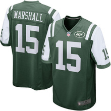 Men's Brandon Marshall New York NFL Football Jersey - Green White(China (Mainland))