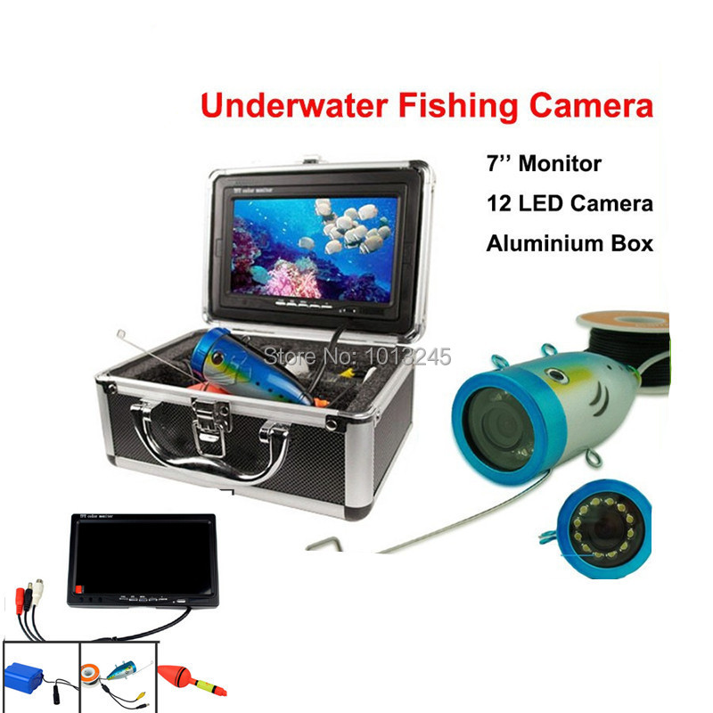High quality fish finder 7 tft lcd monitor 600 tv lines for Fishing line camera