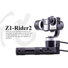 Original Zhiyun Z1-Rider 2 Handheld Steady 3-Axis Camera Brushless Gimbal for Gopro 3 4 Free Express Shipping