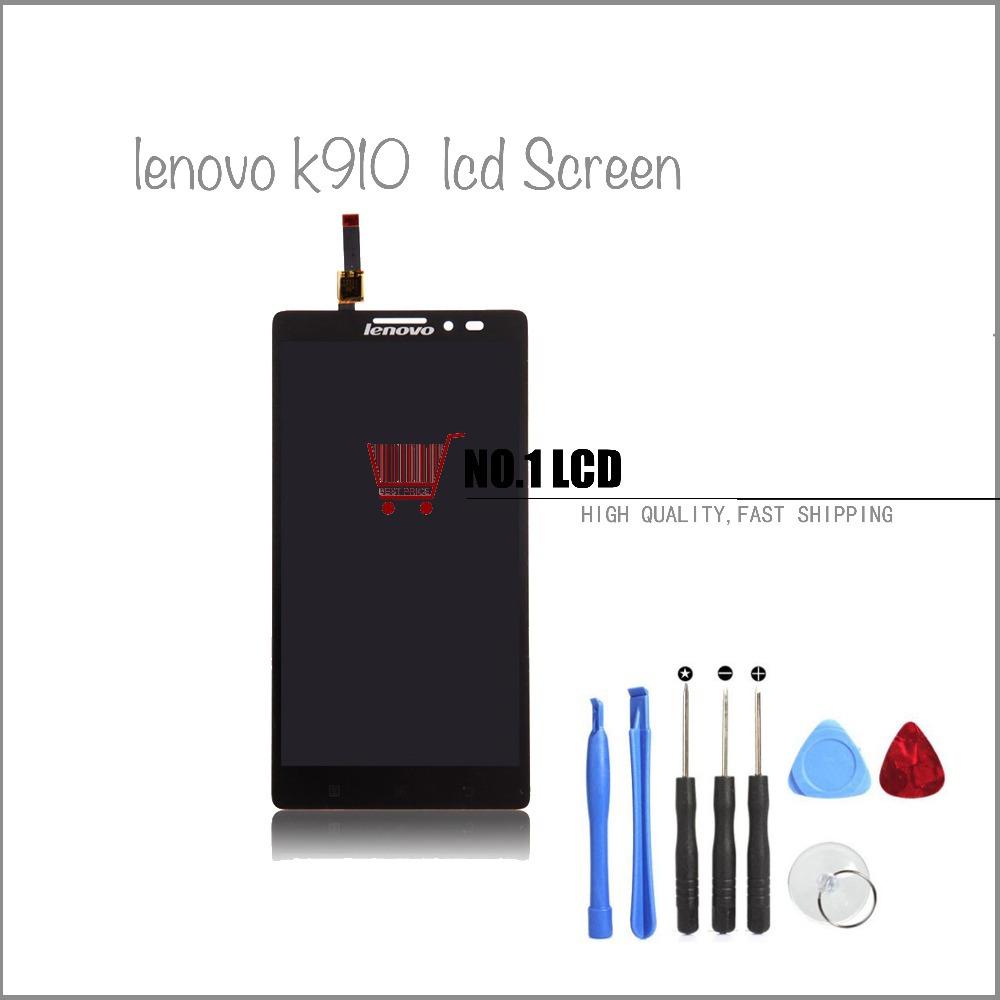 NO1.LCD 100% Lenovo K910 LCD + z + + pl50 lcd