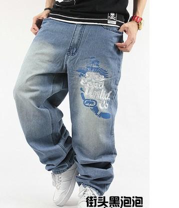 Мужские джинсы Hiphop ipHop  H-015