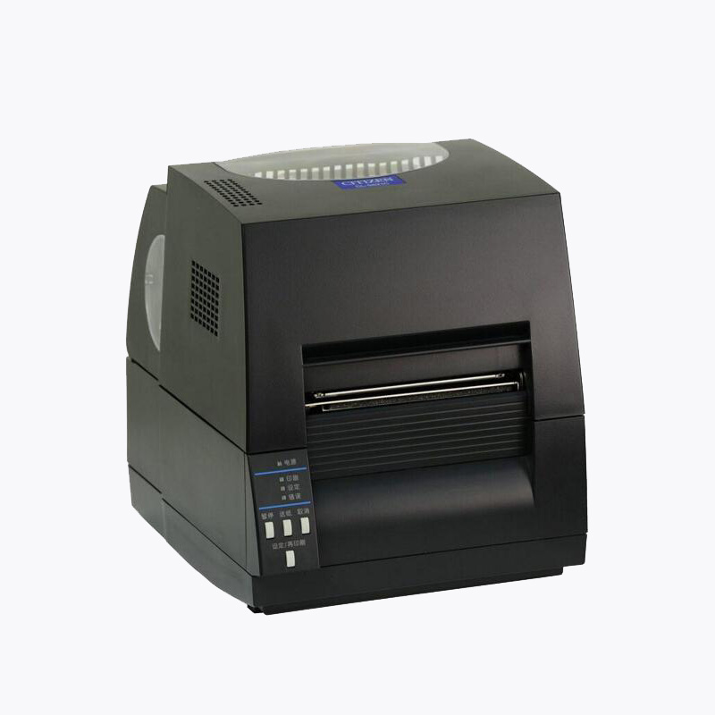300DPI HD thermal transfer & thermal label printer specialized for commercial application barcode printer(China (Mainland))