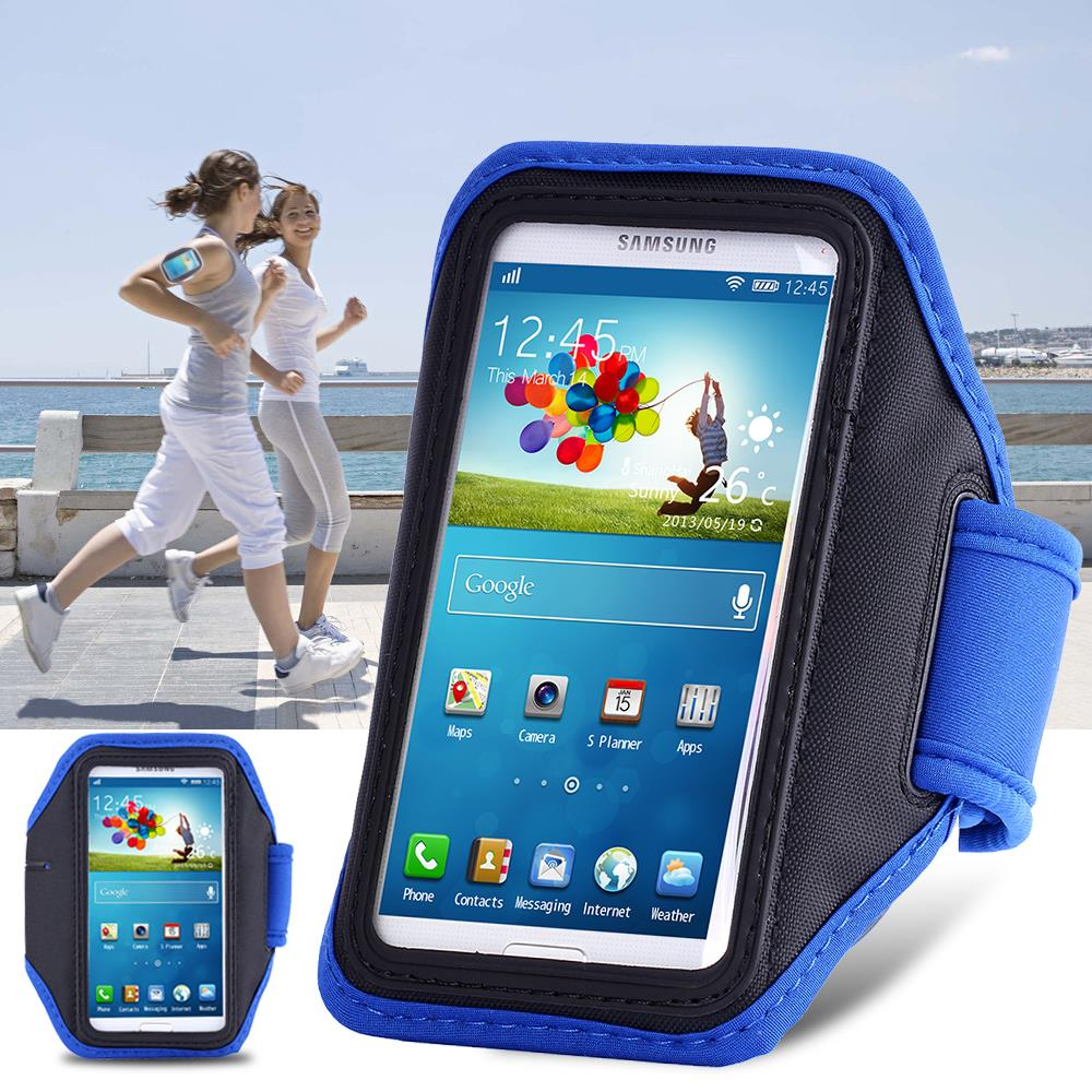 Sports Running Arm Band Case For Samsung Galaxy S3/S4/S5/S6 Capa Mobile Phone Holder Pounch Belt Cover Arm Bag GYM Fashion Shell(China (Mainland))