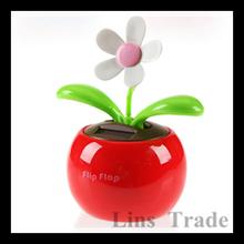 wholesale solar powered dancing flower