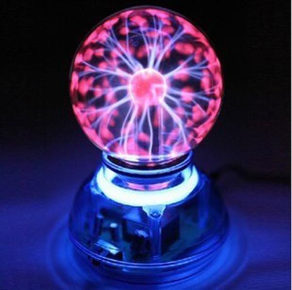 Магия плазменный шар лампа