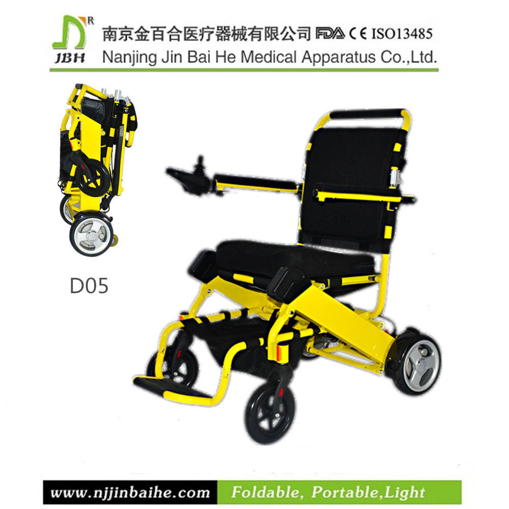 Portable foldable lightweight electric wheelchair prices Portable motorized wheelchair