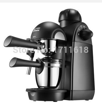 china Fxunshi MD-2001 5bar High pressure steam 0.24L coffee machine Italian coffee maker espresso household Cappuccino Milk foam(China (Mainland))