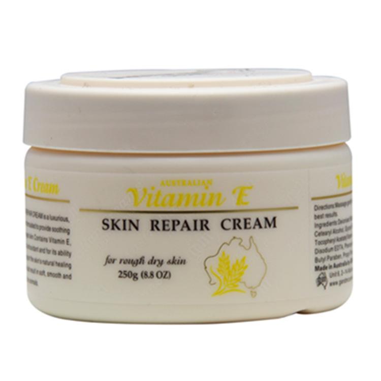 2016 New Sale Parfumes Women free Shipping Acne Australia G&m Vitamin E Skin Repair Cream 250g Moisturizing Care Brand Cosmetics(China (Mainland))