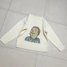 Cartoon sweater(China (Mainland))