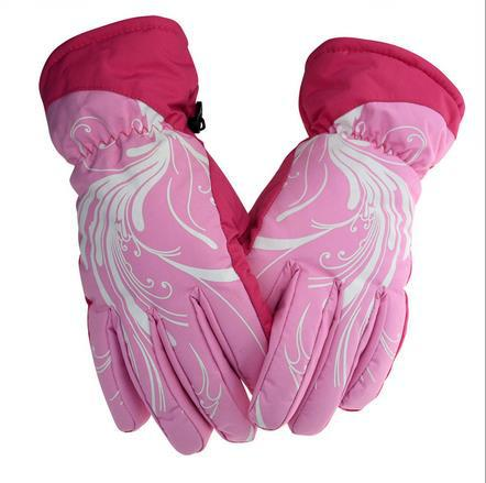 Гаджет  High quality 1pair women winter gloves thick warm skiing bicycling gloves outdoor sports windproof gloves JXY0064 None Спорт и развлечения