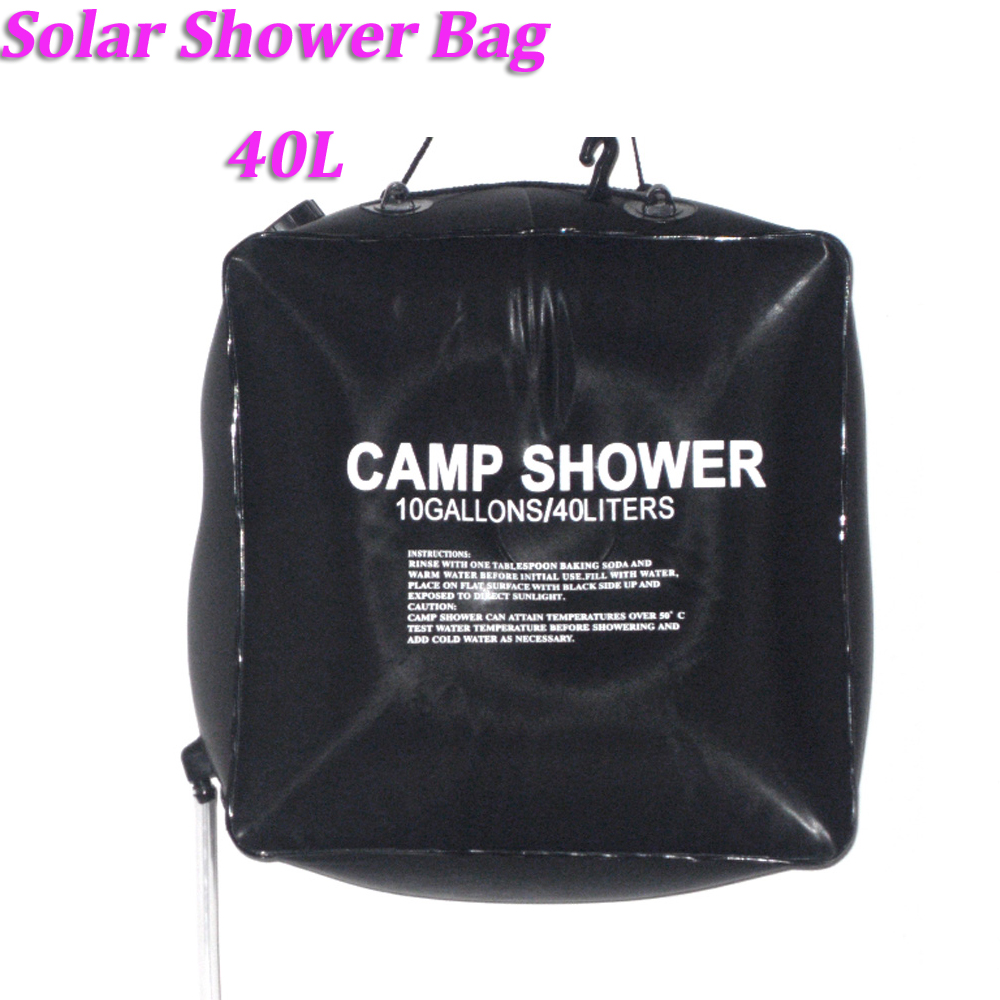 promotion shower camping