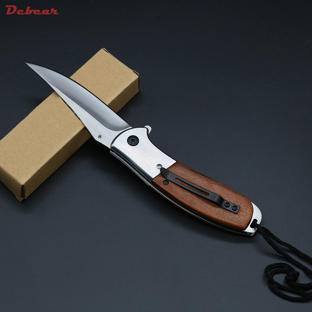 Buy Dcbear NEW DA70 Tactical Knife Folder 3CR13MOV Outdoor Knife 56HRC Camping Clasp Rescue Knife,Multi Tools cheap