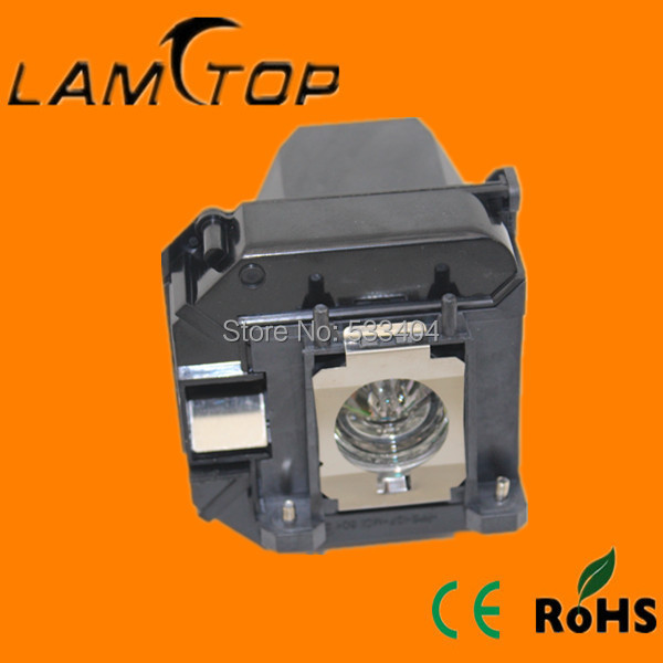 Фотография FREE SHIPPING  LAMTOP  180 days warranty  projector lamps with housing  ELPLP61/V13H010L61  for   EB-925