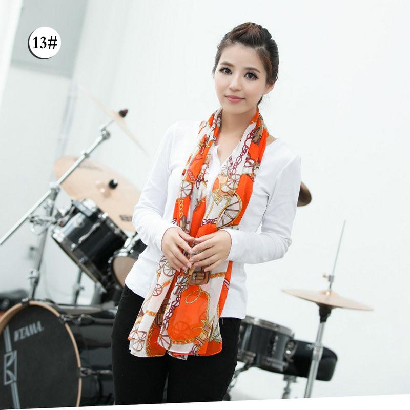 Женский шарф Trendy Desigual 160x70CM Bufandas z/457 Z-457