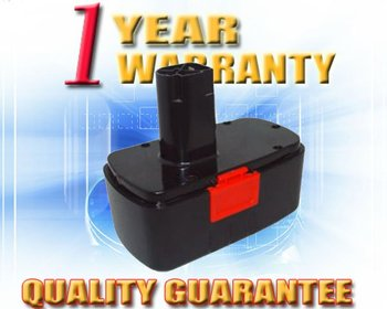 Replacement for CRAFTSMAN 315.101540 315.114480 1323517 1323903  Battery